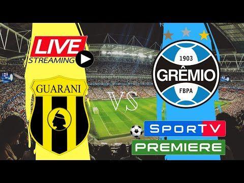 Guarani X Gremio Ao Vivo Online Onde Assistir Libertadores E Brasileirao Serie A 2020 Brasileirao Serie A Copa Libertadores Da America Brasileirao