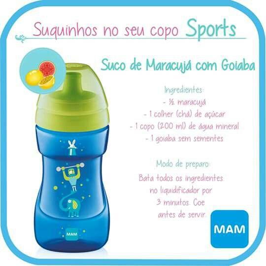 Suco de Maracujá com Goiaba