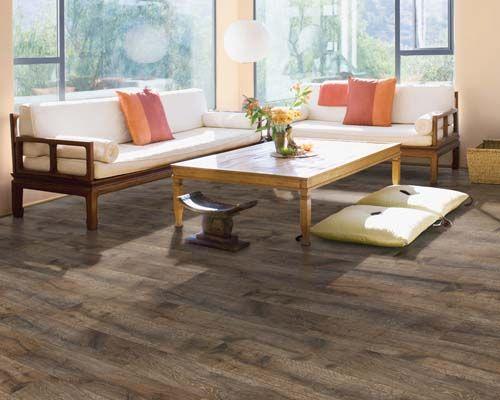 This Pergo Max Premier Bainbridge Oak Floor Has Gorgeous