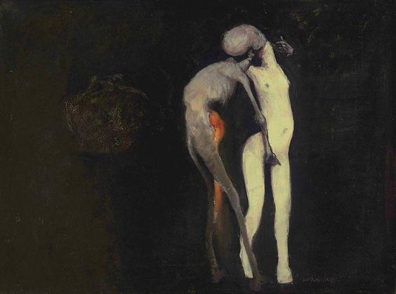 Death and the Maiden, Robert Oscar Lenkiewicz