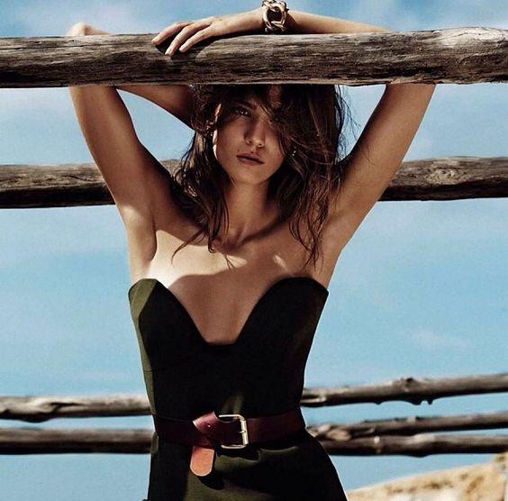 """""""Primavera en Ibiza""""  por Giampaolo Sgura para Vogue España feb 2014 (modelo: Kendra Spears)"""