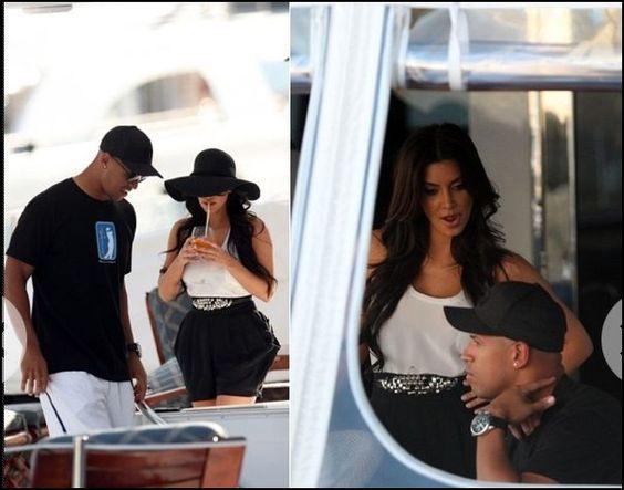 miles austin and kim kardashian | miles austin kim kardashian