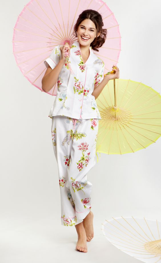 Made in the U.S.A.: Luxury Sleep Wear - Bed Head Pajamas Review ...