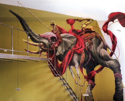 """""""RENAISSANCE NOW!"""" by WES21 x ONUR Chimera Project Space 