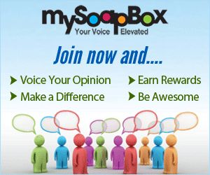 MySoapBox: Share Your Opinion for Prizes and Gift Cards! #contests #giftcards #prizes