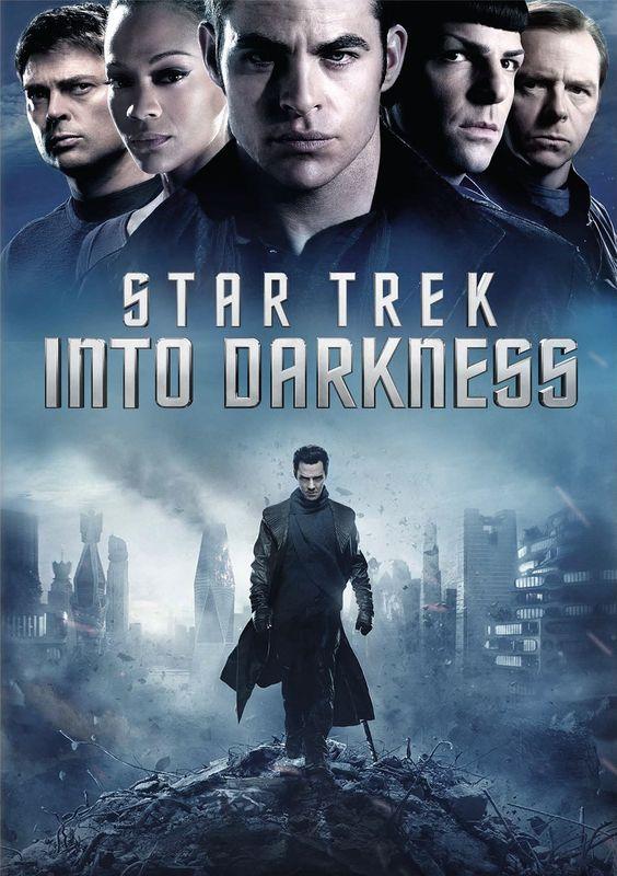 Star Trek Into Darkness | Star Trek films (DVD) - Memory Alpha, the Star Trek Wiki: