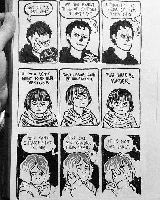 Comics comics comics. #comics #art #illustration #sketchbook