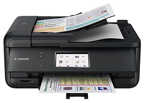 Canon Home Photo Office All In One Printer Scanner Wireless