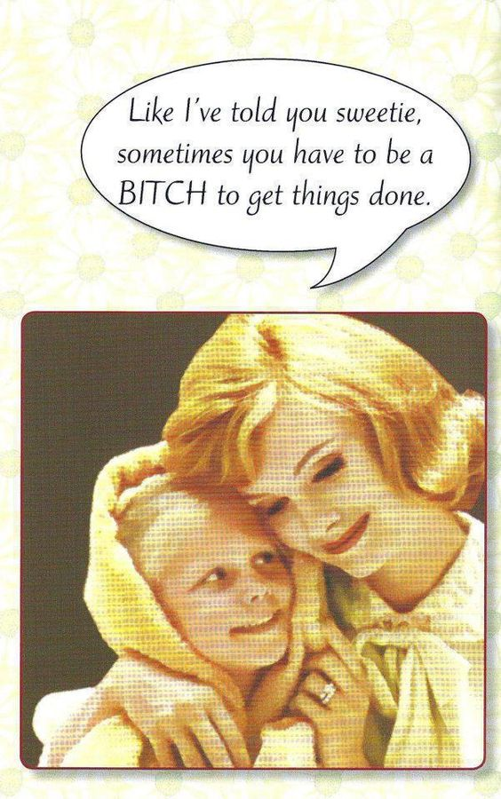 :): Vintage Funnies, Getting Things Done, Funny Cute Sayings, Retro Humor, Humor Bitch, So True, Funny Stuff, Retro Funnies, Retro Funny