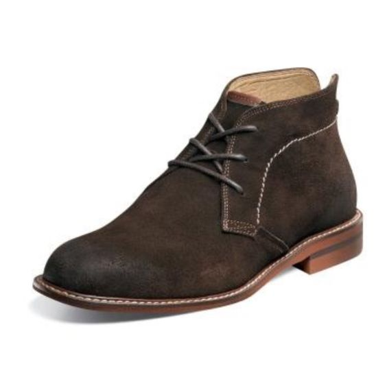 Check out the Doon Chukka by Florsheim Shoes – designed for men who pay  attention to the details and appreciate true craftsmanship. www.florsheim.c…