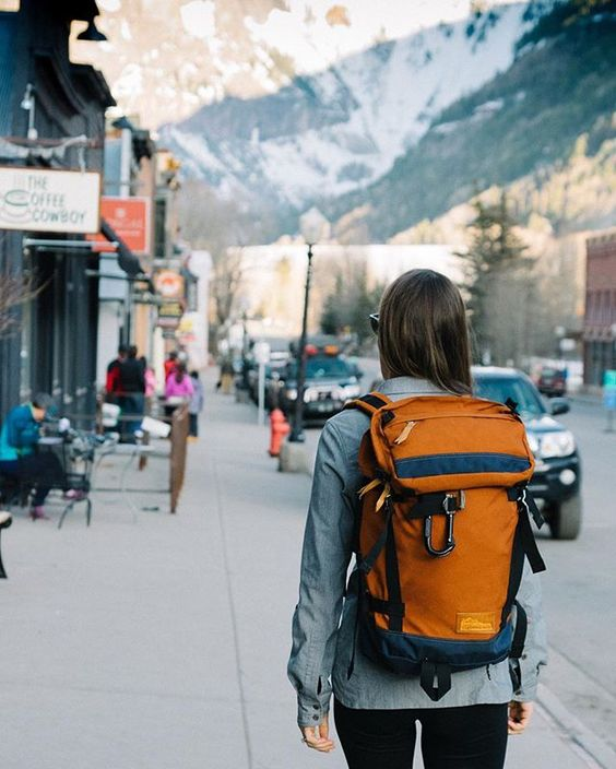 Mountain town life is unique.  From pre-work trail runs to gondola commutes…