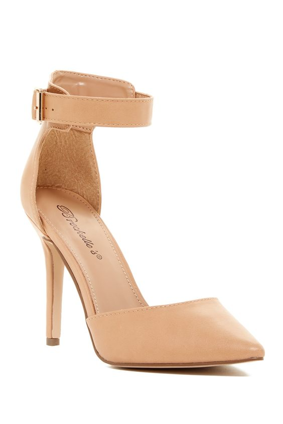 OPPO - Isabel Ankle Strap Stiletto Sandal at Nordstrom Rack. Free Shipping on orders over $100.