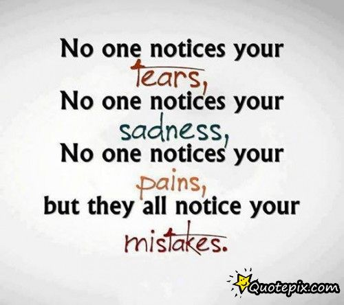 True Fact Of Life...