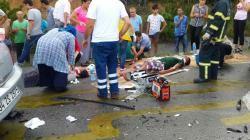 Zincirleme kaza: 2 ölü, 13 yaralı