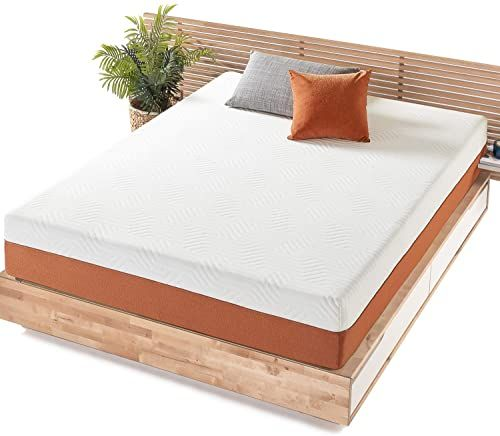 Buy Mellow 12 Inch Lagom Hybrid Mattress Queen Bamboo Charcoal Memory Foam Pocket Springs Certipur Us Certified Non Toxic Foams Oeko Tex Certified Eco Cover In 2020