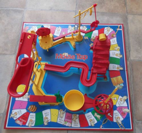 Mouse trap game coupons