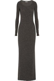 Jersey Maxi Dress - T by Alexander Wang