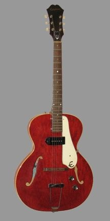 vintage 1966 epiphone century single pickup guitar vintage guitars i need pinterest guitar. Black Bedroom Furniture Sets. Home Design Ideas