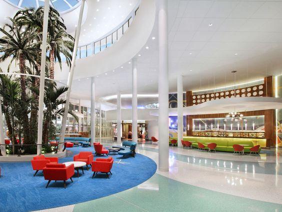 Universal Studios | Cabana Bay Beach Resort by Daroff Design Inc. is a finalist in Interior Design's Best of Year Awards! #boy2015 https://boyawards.interiordesign.net/finalists/2014/projects/resort-hotel/universal-studios-cabana-bay-beach-resort