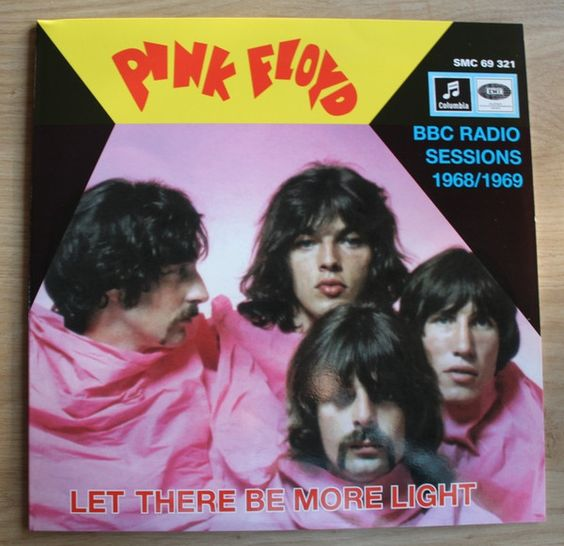 Pink Floyd - Let There Be More Light (BBC Radio Sessions 1968/1969)