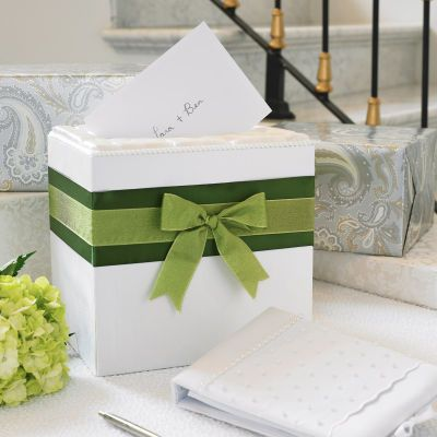 Wedding Gift Boxes Michaels : ... wedding. Why not embellish a card box with your wedding colors? Its