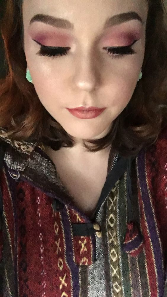 FOTD- pink and pretty CCW :)