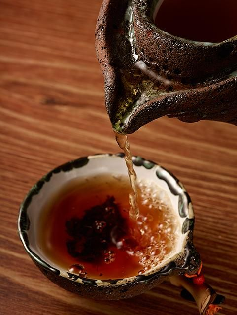 гайвань, чайная церемония