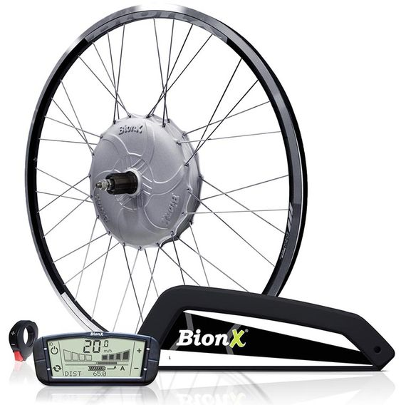 Recumbent Bike Electric Motor Kit: The BionX Electric Bike Kit Consists Of A Handlebar