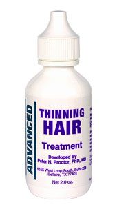 Dr. Proctor's Advanced Thinning Hair, 2 Oz