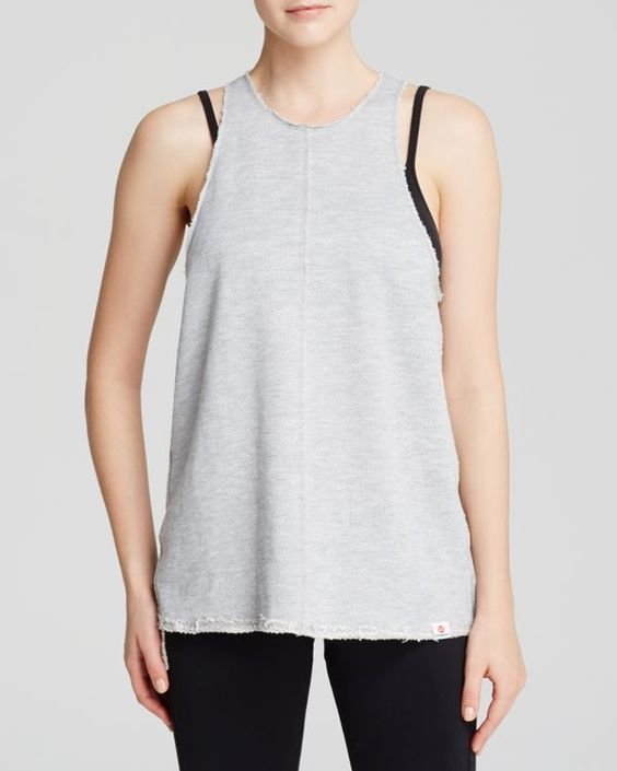 Vimmia Top - Split Back Tank