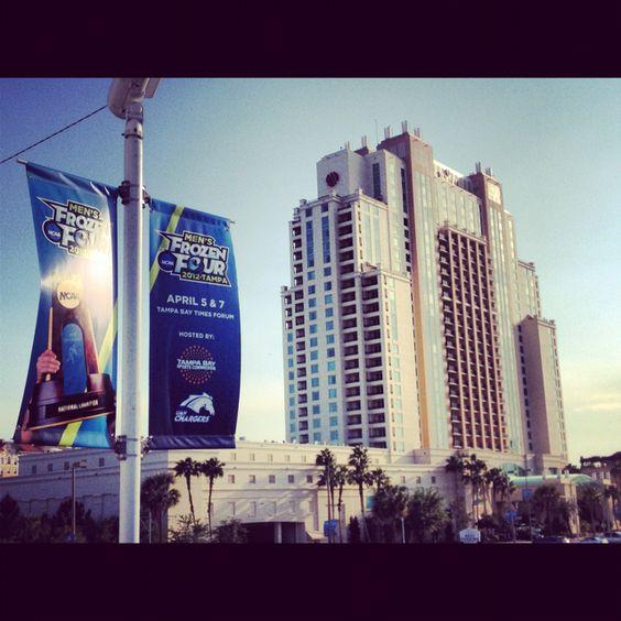 Tampa Marriott Waterside...