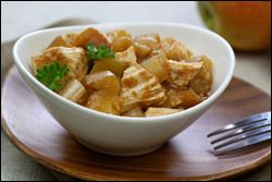Slow Cook Sweet Apple BBQ Chicken - Hungry Girl School of Crock! (Summer Slow-Cooker Recipes)