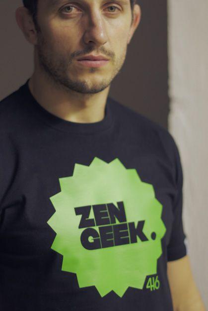 Are you Sen Geeks ? - by 416 - T-shirt adulte 416 wear - Zen Geek