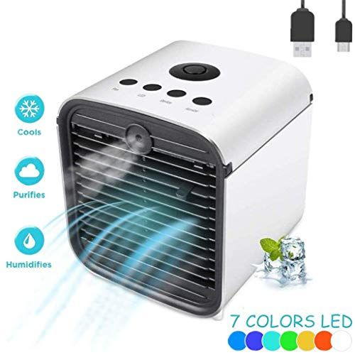 Mobile Air Conditioner Mini Air Conditioner Portable Air Cooler Usb Air Cooler With Humidifier And A Portable Air Cooler Air Conditioner Mobile Air Conditioner