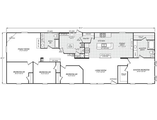 Prices For Manufactured Homes fleetwood mobile home floor plans and prices | fleetwood homes