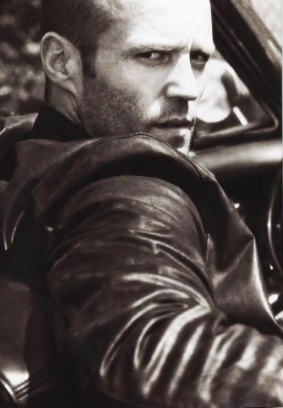Jason Statham Hottest motherfu$$er ever!! Love the accent!!!