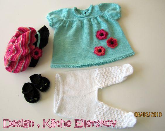 Baby born Opskrift nr. 35