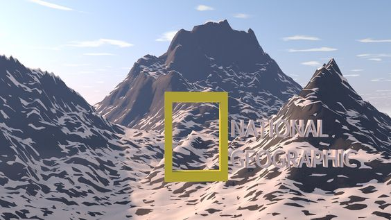 The Winter Ident! took time but i think this is epic! wait for the animation! @Visual Communication