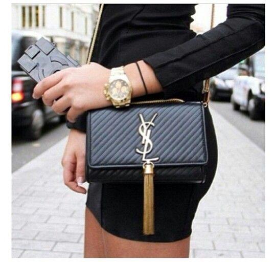 y sl - YSL, love the tassel detail | Shoulder bags | Pinterest | Tassels ...