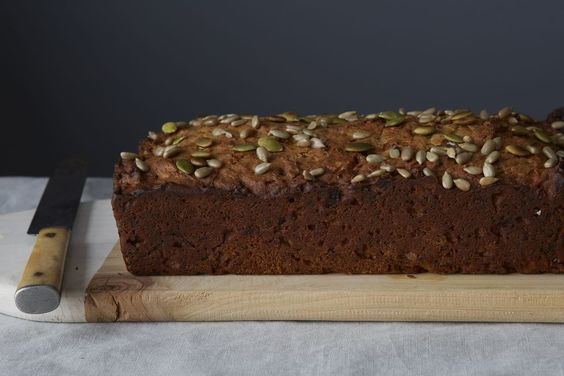 Diana Henry's Date, Apricot, and Walnut Loaf Cake on Food52