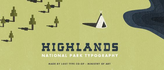Lost Type - Highlands