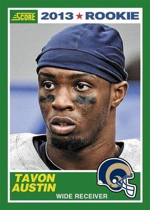 Tavon Austin Rookie Card (I WANT IT NOW!!!!!)