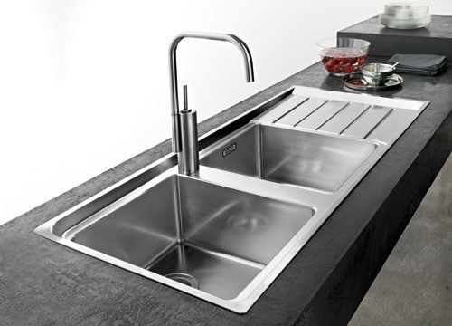 Through Franke Neptune Sinks, Franke introduces a new look ...