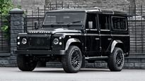 Chelsea Wide TrackLand Rover Defender 2.2 TDCI XS 110 (7 Seater)(LHD)