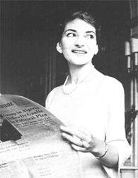 Maria Callas Photo Gallery