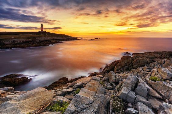 Hercules Sunset by Carlos F Turienzo   on 500px