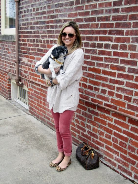 i want this whole outfit (dog included)