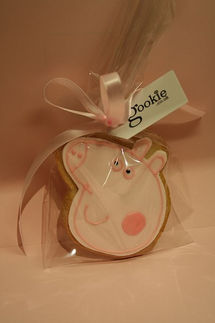 Peppa Pig Cookie | Flickr – Compartilhamento de fotos!