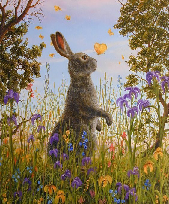 The rabbit is a very common symbol of the Spring Equinox (or Ostara). In this article, learn what the Rabbit as a Spirit Animal can teach you. Then, get a free Ostara ritual to connect with the Rabbit.