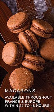 Macarons @ Pierre Herme in Paris